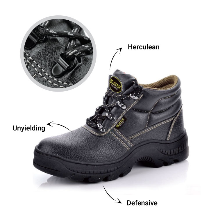 heat-resistant lightweight safety shoes stonecold