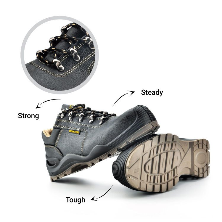 heavyduty safety shoes robust