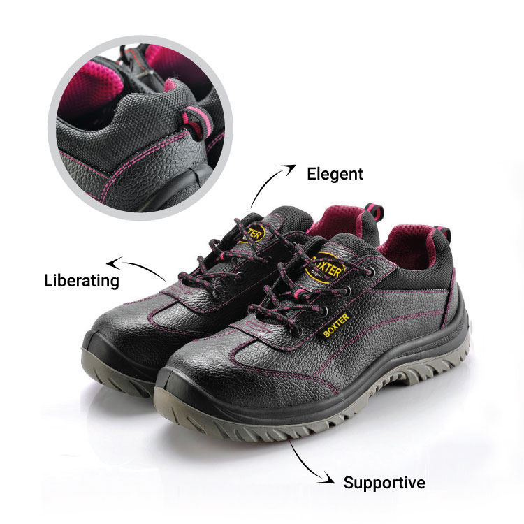 ladies safety shoes stay a girl