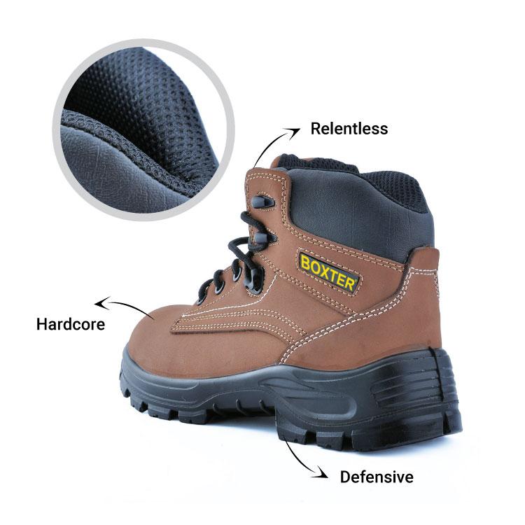 safety shoes nasty boys