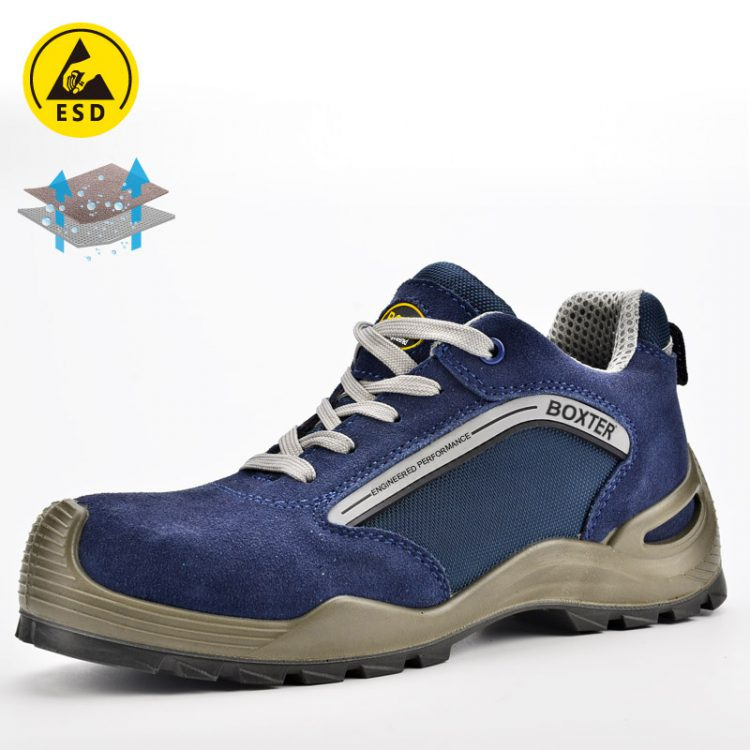 stylish safety shoes the manager 1
