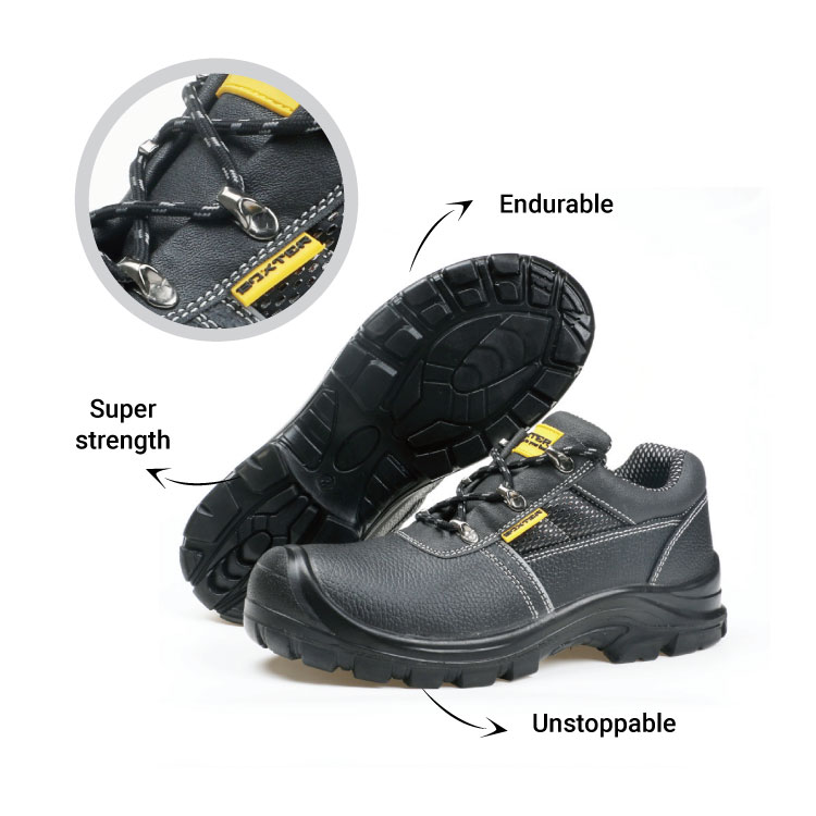 durable safety shoes hulky