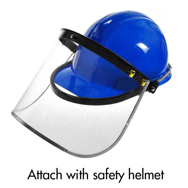 helmet-attachable