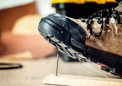 puncture resistant shoes