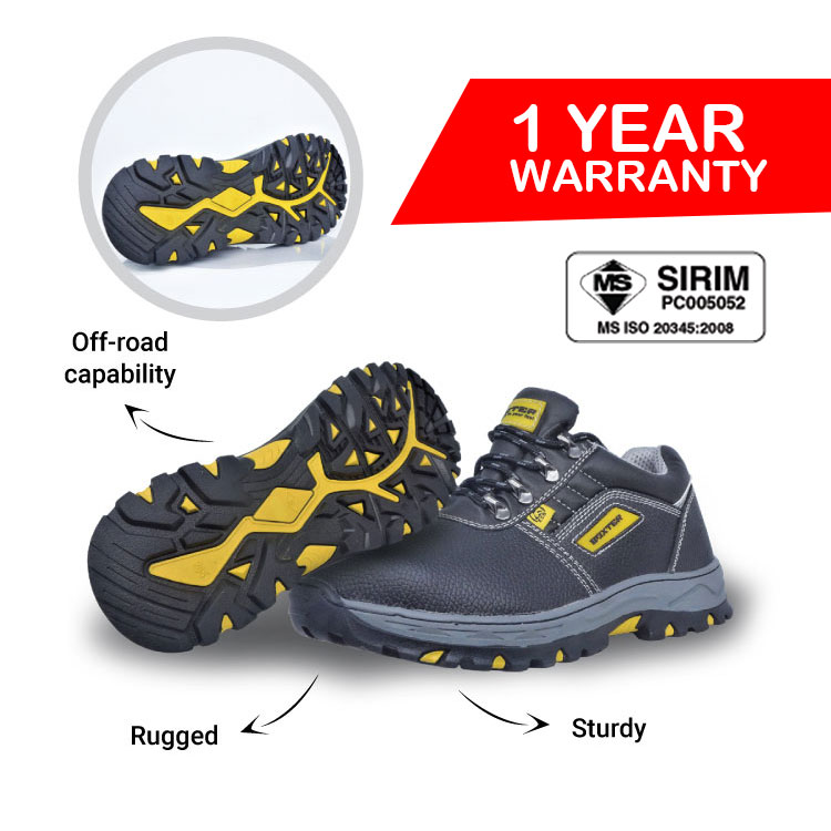 heavyduty safety shoes ranger