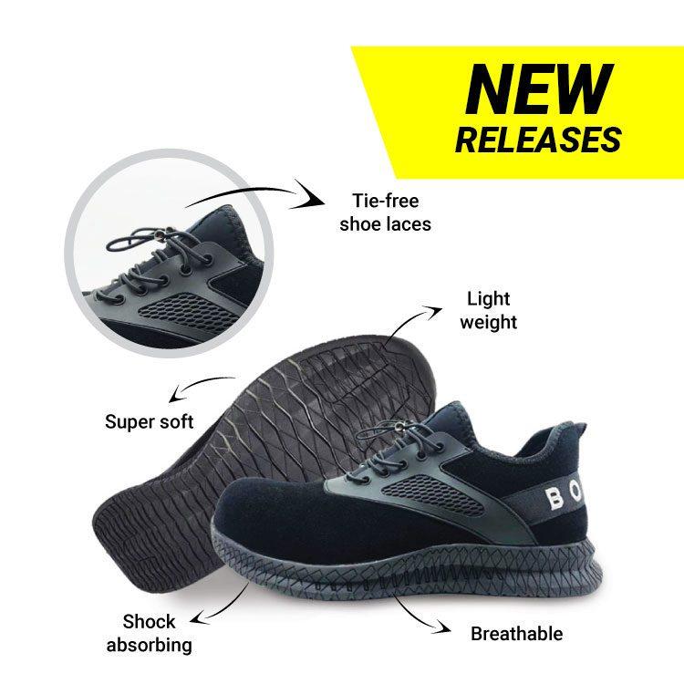 lightweight safety shoes blake