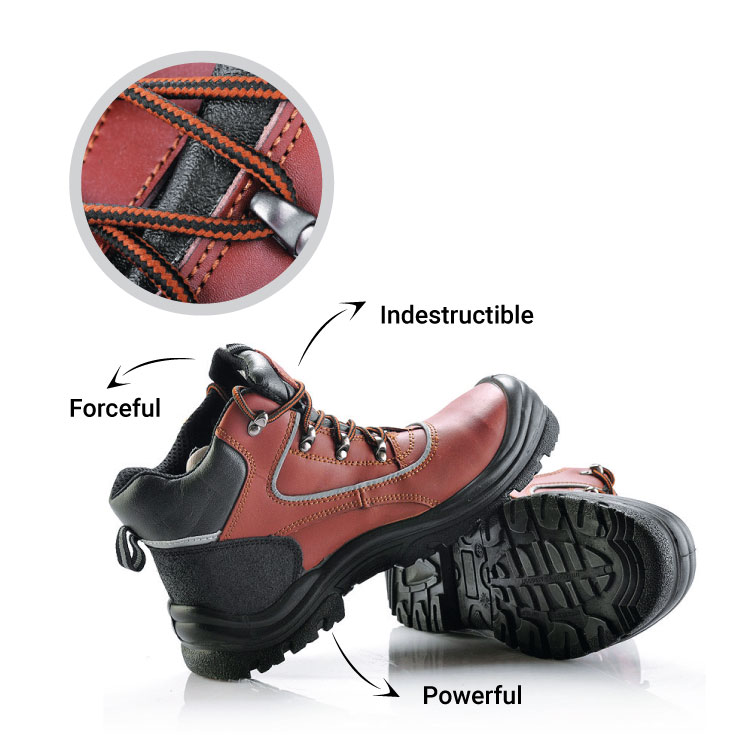 lighweight safety shoes tornado