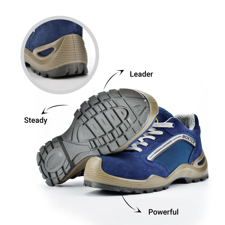 Stylish Safety Shoe The Manager