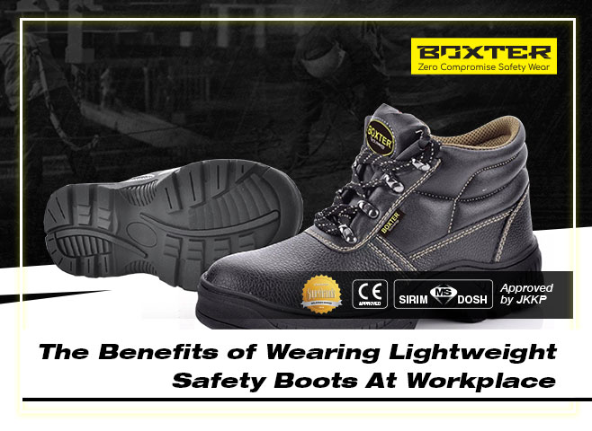 the-benefits-of-wearing-lightweight-safety-boots-at-workplace