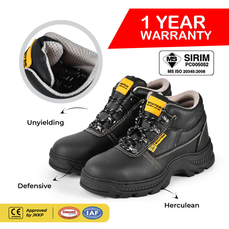 Heat-resistant Safety Shoes Stonecold